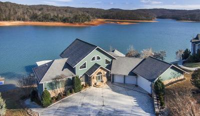 Campbell County, Claiborne County, Union County Single Family Home For Sale: 699 Crown Pointe Rd