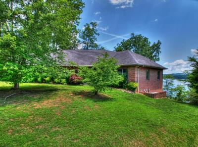 Meigs County, Rhea County, Roane County Single Family Home For Sale: 101 Blue Heron Point