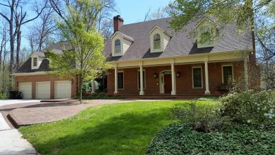 Knox County Single Family Home For Sale: 1923 Hickory Glen Rd