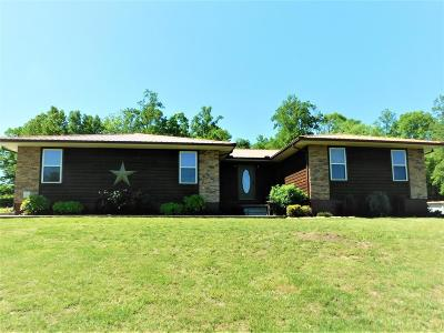 New Tazewell Single Family Home For Sale: 2045 Snodgrass Rd