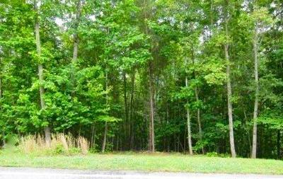 Meigs County, Rhea County, Roane County Residential Lots & Land For Sale: Lot 26 Indian Shadows Drive