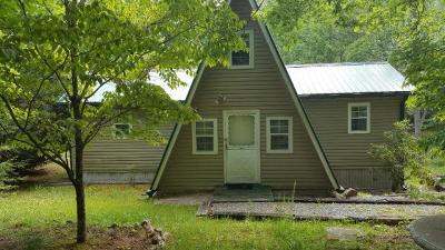 Alcoa, Friendsville, Greenback, Knoxville, Louisville, Maryville, Rockford, Sevierville, Seymour, Tallassee, Townsend, Walland, Lenoir City, Loudon, Philadelphia, Sweetwater, Vonore, Coker Creek, Englewood, Madisonville, Reliance, Tellico Plains Single Family Home For Sale: 5831 Omega Drive