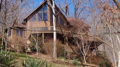 Sharps Chapel TN Single Family Home Sold: $195,000