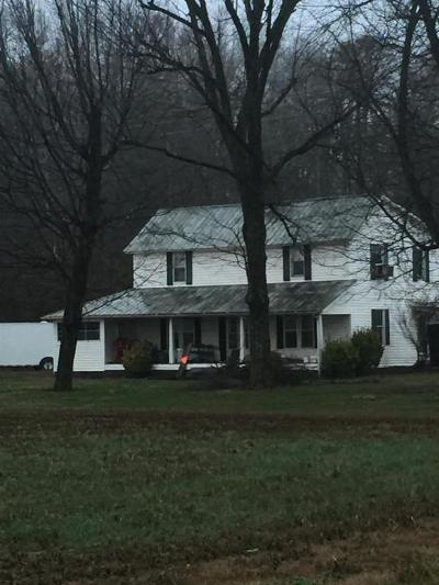 Tellico Plains Single Family Home Pending - Continue To Show: Mecca Pike