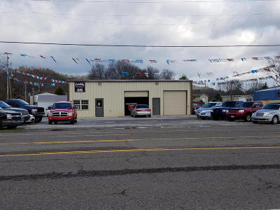 Commercial Closed: 10316 SE Chapman Hwy