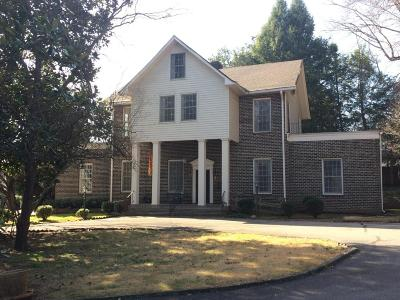 Sweetwater Single Family Home For Sale: 301 Mayes Avenue