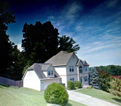 Morristown Single Family Home For Sale: 865 E Brentwood Drive