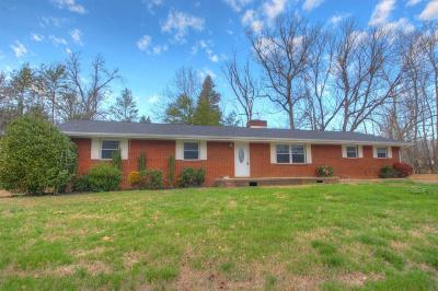 Knox County Single Family Home For Sale: 2601 Kimberlin Heights Rd