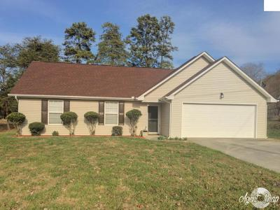 Single Family Home Sold: 6426 Orchard Creek Lane