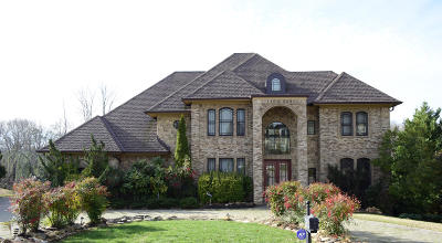 Knoxville Single Family Home For Sale: 9436 Polo Club Lane