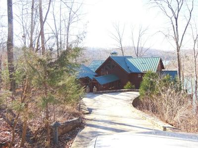 Campbell County, Claiborne County, Union County Single Family Home For Sale: 319 Deer Run Point