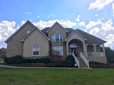 Vonore TN Single Family Home For Sale: $479,900