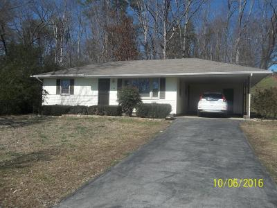 Single Family Home Sold: 540 Foust Carney Rd