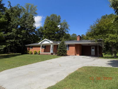 Clinton Single Family Home For Sale: 1549 N Charles G Seivers Blvd