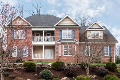 Oak Ridge Single Family Home For Sale: 40 Riverside Drive
