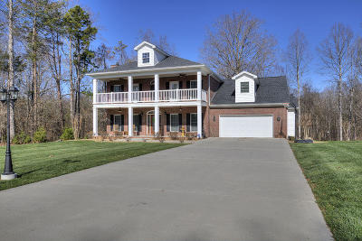 Vonore TN Single Family Home For Sale: $499,000