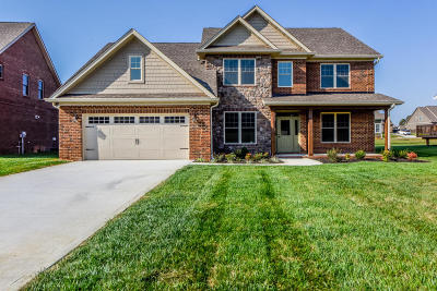 Maryville Single Family Home For Sale: 2122 Leah Lane