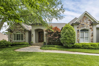 Knoxville Single Family Home For Sale: 9300 Bunker Lane