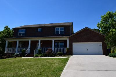 Knoxville Single Family Home For Sale: 7025 Deane Hill Drive