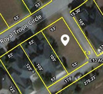 Anderson County Residential Lots & Land For Sale: 96 Royal Troon Circle