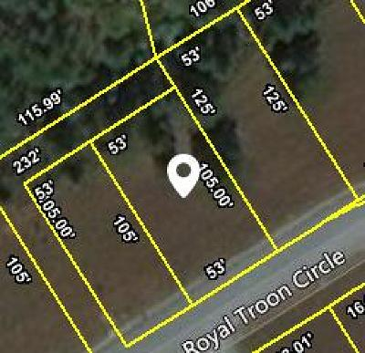 Anderson County Residential Lots & Land For Sale: 36 Royal Troon Circle