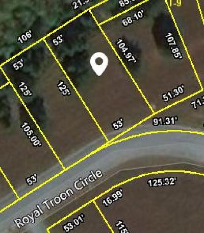 Anderson County Residential Lots & Land For Sale: 32 Royal Troon Circle