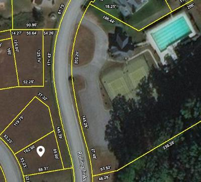 Anderson County Residential Lots & Land For Sale: 12 Royal Troon Circle