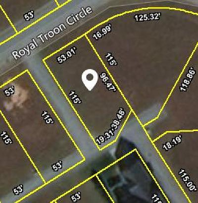 Anderson County Residential Lots & Land For Sale: 37 Royal Troon Circle