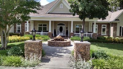 Sweetwater Single Family Home For Sale: 106 Autumn Woods Drive