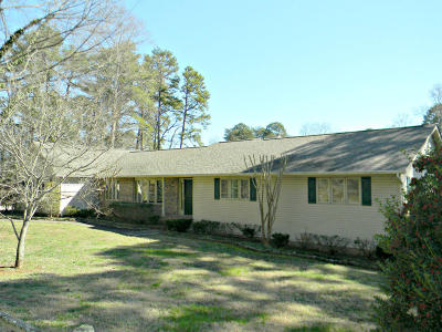 White Pine Single Family Home For Sale: 254 Back Nine Drive