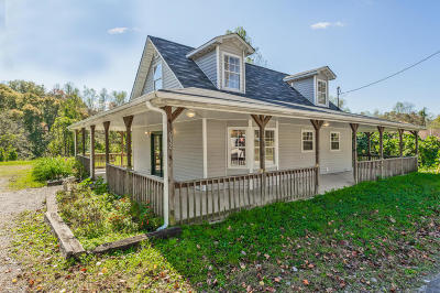 Oliver Springs Single Family Home For Sale: 632 Butler Mill Rd