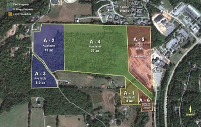 Residential Lots & Land For Sale: Watt Cemetery Rd