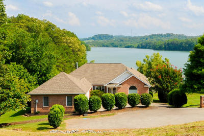 Friendsville, Greenback, Maryville Single Family Home For Sale: 180 Southcove Drive