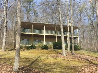 Sharps Chapel TN Single Family Home Sold: $202,000
