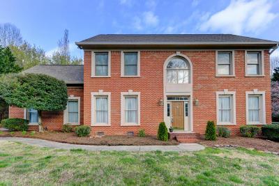 Oak Ridge Single Family Home For Sale: 31 Riverside Drive