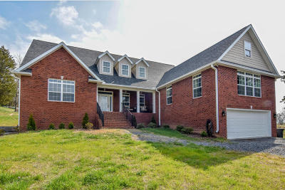 Kodak Single Family Home For Sale: 2912 Riley Drive