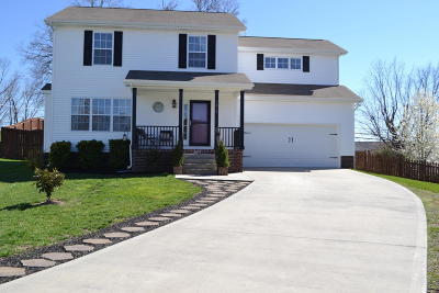 Knoxville TN Single Family Home Sold: $177,000