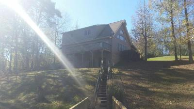Meigs County, Rhea County, Roane County Single Family Home For Sale: 128 Cherokee Circle