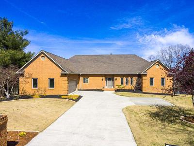 Oak Ridge Single Family Home For Sale: 17 Radcliff Terrace