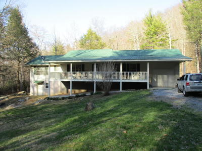 Tellico Plains Single Family Home For Sale: 1015 Smithfield Rd