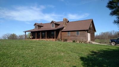 New Tazewell Single Family Home For Sale: 327 Leabow Hollow Rd