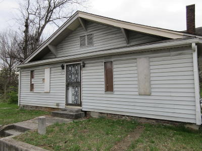 Knoxville Single Family Home For Sale: 623 N Cherry St