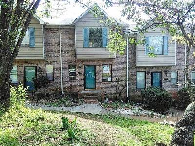 Knoxville TN Single Family Home For Sale: $71,700