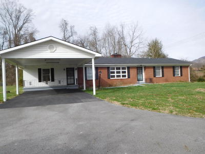 Middlesboro Single Family Home For Sale: 3905 W Cumberland Ave