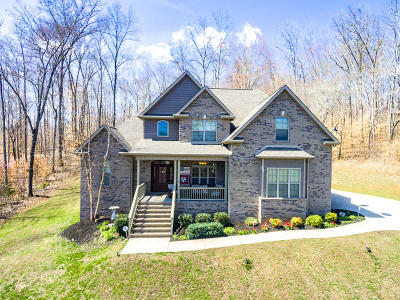 maynardville Single Family Home For Sale: 449 Hickory Pointe Lane