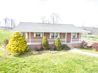 Grainger County Single Family Home For Sale: 8021 Indian Ridge Rd