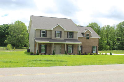 Maryville Single Family Home For Sale: 2636 Carpenters Grade Rd