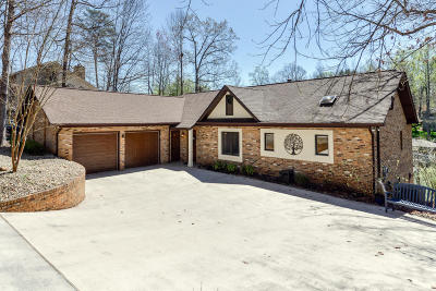 Loudon Single Family Home For Sale: 117 Cheeskogili Way