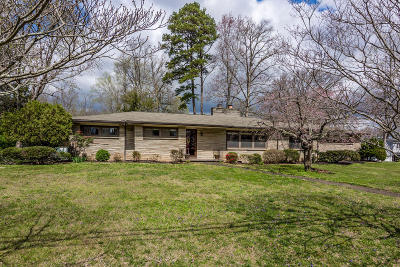 Knoxville TN Single Family Home Closed: $267,000