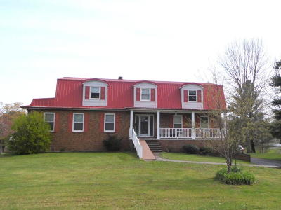 Campbell County Single Family Home For Sale: 226 Thacker Drive